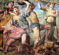 1913 Corinth Die Freier im Kampf gegen Odysseus anagoria.JPG