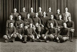 1914 Michigan Wolverines football team - Image: 1914 Michigan Wolverines football team