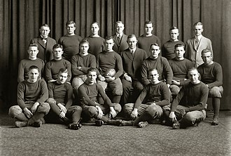 1914 Michigan Wolverines football team - Image: 1914 Michigan Wolverines football team