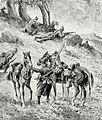 1916 - Albert Reich - Batalia de la Ramnicu Sarat, cavalerie germana in lupta p54.jpg