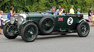 1928 24 Hours of Le Mans - Bentley 4½-litre
