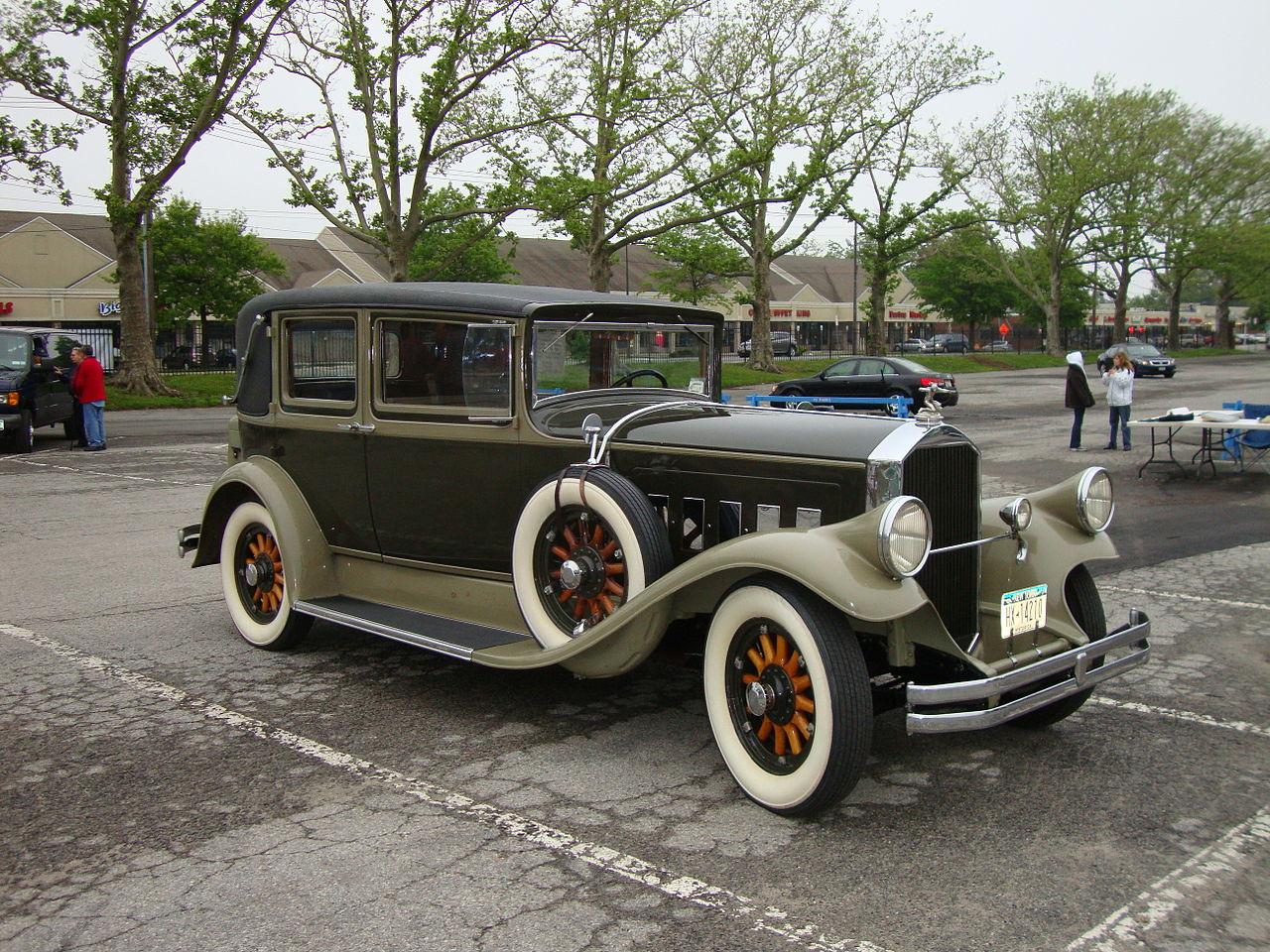 Pierce Arrow Car Company History
