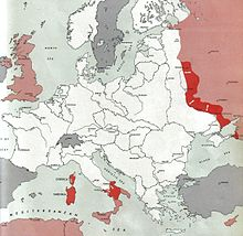 Atlas of the World Battle Fronts in Semimonthly Phases to August 15