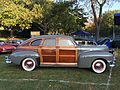 1946 Nash Ambassador Suburban woody fastback at 2015 Rockville Show 07of17.jpg