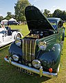 1950 Ford V8-Pilot 3.6L saloon at Capel Manor, Enfield, London, England 2.jpg