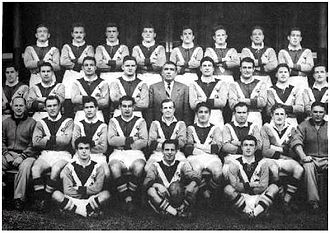France national rugby league team - 1951 team