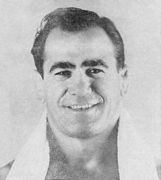 Lou Thesz - Image: 1953 St.Paul Armory Wrestling Program Lou Thesz