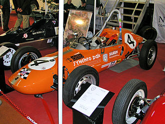 Apal - 1966 Apal Formula Vee single seater.