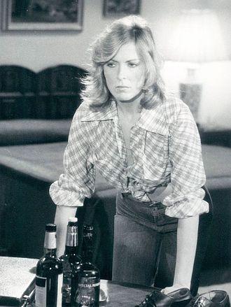 Joanna Cassidy - Joanna Cassidy in 1976