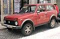 1991 Lada Niva 1600 Elysée, front left side.jpg