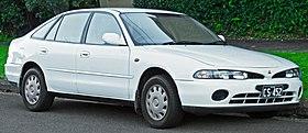 Mitsubishi Galant 7