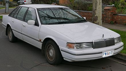 1994 Ford DC II LTD - Ford Fairlane (Australia)