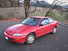 1995 1999 Chevrolet Cavalier Coupe RS And Base