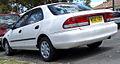 1997 Ford Laser (KJ II (KL)) LXi sedan (2008-11-12).jpg