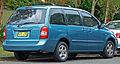 1999-2002 Mazda MPV (LW) van (2011-03-10).jpg