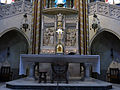 199 Santuari de la Misericòrdia (Canet de Mar), altar major.JPG