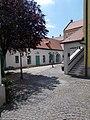 1 Fő Street, 4 Kossuth Street, courtyard, 2020 Pápa.jpg