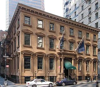 1 Hanover Square Building in Manhattan, New York