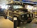 2001 Land Rover 110HCPU Heritage Motor Centre, Gaydon.jpg