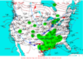 2003-02-06 Surface Weather Map NOAA.png