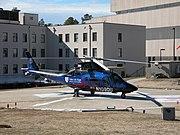 2004-02-02 Duke Life Flight helicopter N109DU