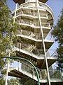 2007-09-23 Fernmeldeturm Bredstedt - Treppenaufgang der Aussichtsplattform.jpg