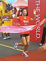2008 Nike+ Human Race in Taipei Women's Winner.jpg
