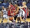 2010-01-21 Fresno State at Nevada women's basketball.jpg