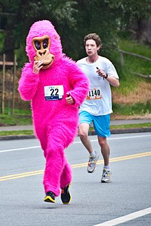 2010 05 16 Bay 2 Breakers pink gorilla.jpg
