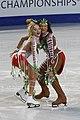 2010 European Championships Dance - Oksana DOMNINA - Maxim SHABALIN - 3336a.jpg