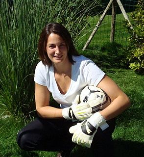 Janine Chamot Swiss footballer