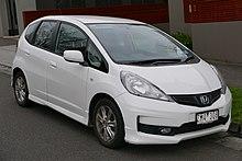 Honda Fit - Wikipedia