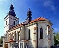 2012 Powiat pszczyński, Pawłowice, Kościół św. Jana Chrzciciela (01).jpg
