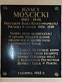 2013 Commemorative plaque of Płock Cathedral - 18.jpg