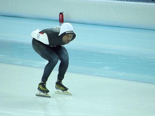 2013 WSDC Sochi - Shani Davis