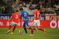 2014-05-30 Austria - Iceland football match, Viðar Kjartansson 0413.jpg