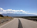 2014-08-09 11 25 40 View east on U.S. Routes 6 and 50 and south on U.S. Route 93 about 62.6 east of the Nye County line near Majors Place, Nevada.JPG