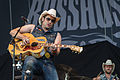 "20140801-075-See-Rock Festival 2014-The BossHoss-Sascha ""Hoss Power"" Vollmer.JPG"