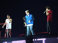"2014 - One Direction ""Where We Are"" (Sunderland Stadium of Light) One Direction (14352055013).jpg"