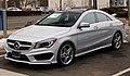 2014 Mercedes-Benz CLA250 Sport package front.jpg