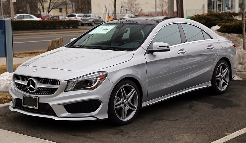 file 2014 mercedes benz cla250 sport package wikimedia. Cars Review. Best American Auto & Cars Review
