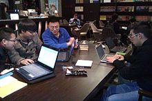 2014 Shanghai WIkipedians Seasonal Meetup of Spring 02.jpg