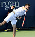 2014 US Open (Tennis) - Tournament - Gilles Simon (14922668440).jpg