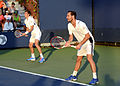 2014 US Open (Tennis) - Tournament - Michael Llodra and Nicolas Mahut (15109902206).jpg