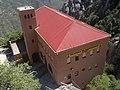 2016 - Transport a Montserrat 14 Estació superior de l'Aeri de Montserrat.jpg