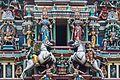 2016 Kuala Lumpur, Świątynia Sri Mahamariamman (01).jpg