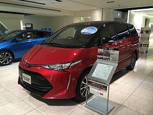 Toyota Previa Wikipedia A Enciclopedia Livre