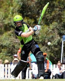 Alex Blackwell Australian cricketer