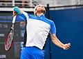 2017 US Open Tennis - Qualifying Rounds - Radu Albot (MDA) (27) def. Frank Dancevic (CAN) (36337888533).jpg