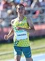 2018-10-16 Stage 2 (Boys' 400 metre hurdles) at 2018 Summer Youth Olympics by Sandro Halank–032.jpg